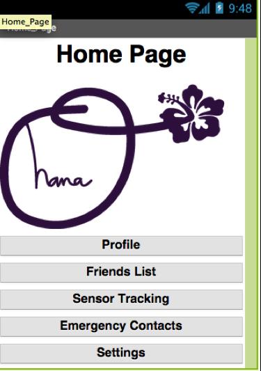 Ohana Home Page