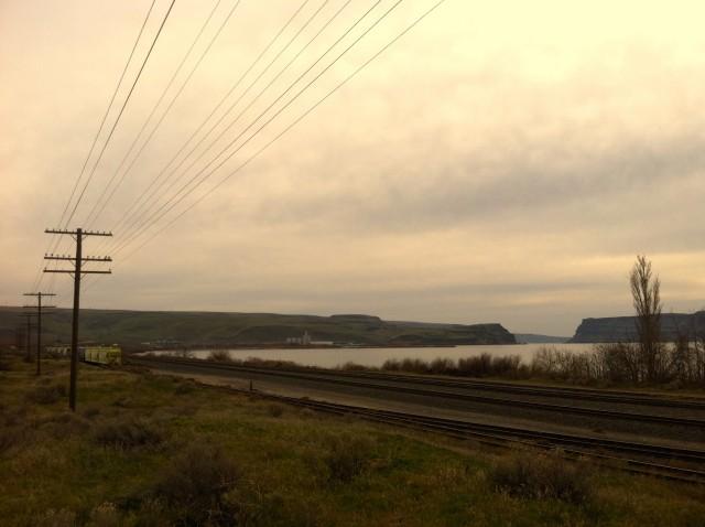 The Wallula Gap, Washington