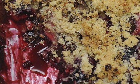 Cook - Ruby Tandoh frozen fruit