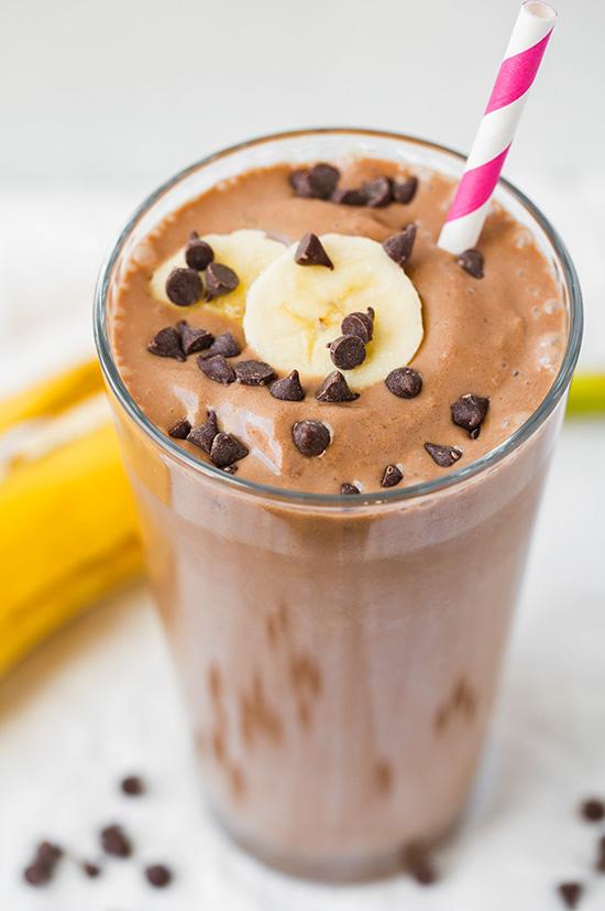 Recipe Avocado And White Chocolate Milkshake