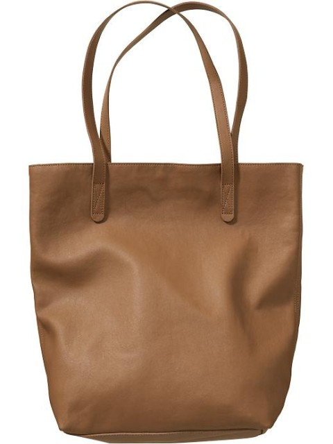 Old Navy faux leather tote (http://oldnavy.gapcanada.ca/browse/product.do?cid=7374&vid=1&pid=369620003)