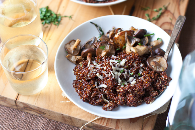 mushroom-quinoa-risotto2-ehow