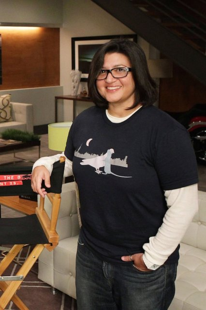 Nahnatchka Khan, possibly the most adorable funny person powerhouse ever.