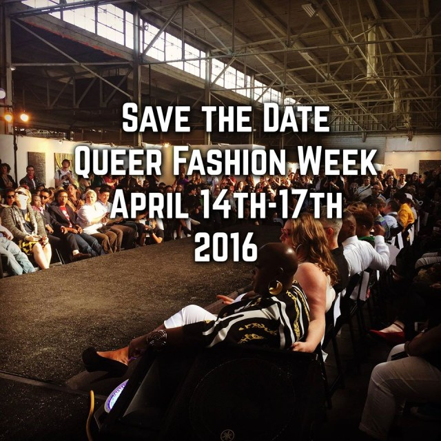 via Queer Fashion Week