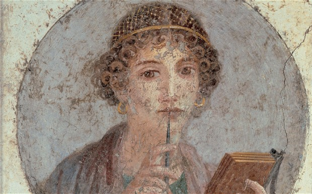 Sappho is the earliest known queer woman poet.