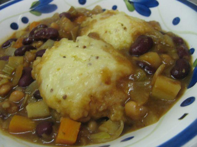 veggie-casserole-with-dope-dumplings