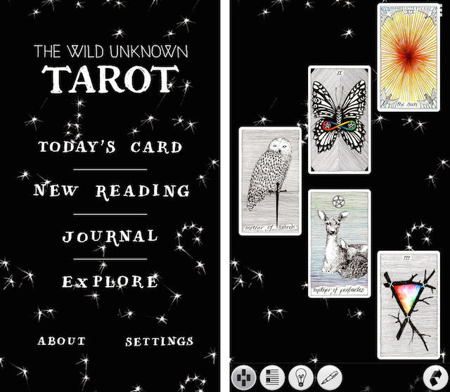 wild-unknown-tarot-app