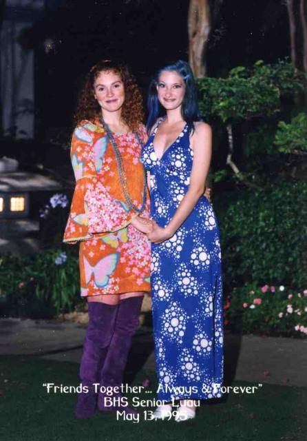 1995, Noel and Sierra Maui, HI