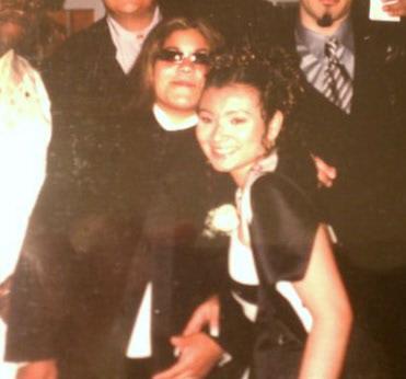 2002 Jenn (tux) & Frances The Bronx NY