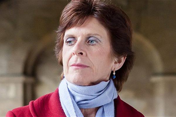 Louise Richardson, badass