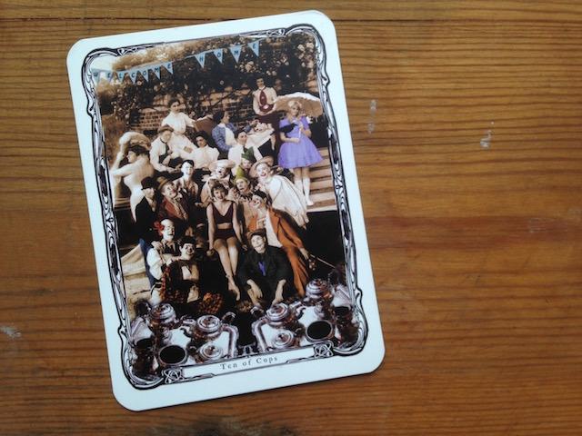 From Charissa Drengsen's Steampunk Tarot
