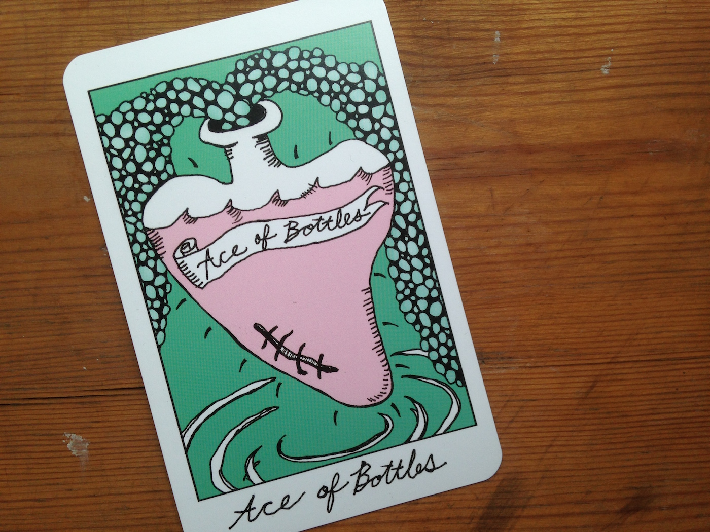 Fool's Journey: Eight Tarot Cards That Want You to Care for Yourself