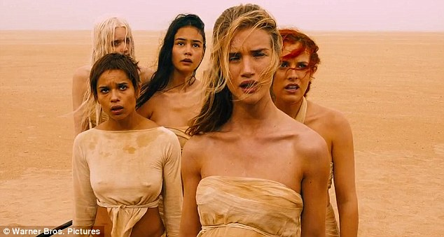 The Five Wives of Mad Max Fury Road