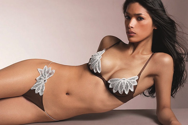 Geena Rocero via glamour.com