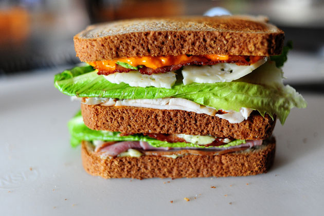 100 Sandwiches: A Time For Rejoicing, A Time For Sandwich-Eating ...