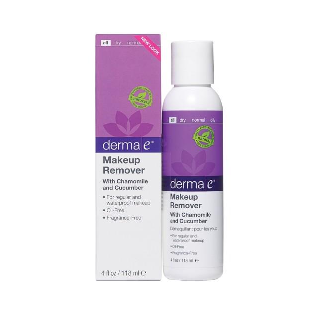 Derm-E Makeup Remover (http://www.amazon.com/Derma-E-0620-Makeup-Remover/dp/B000O752UM/ref=sr_1_1?ie=UTF8&qid=1432681044&sr=8-1&keywords=organic+makeup+remover)