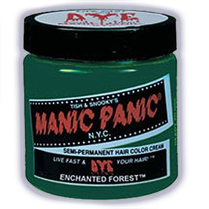 Manic Panic (http://www.amazon.com/Manic-Panic-Permanent-Enchanted-Forest/dp/B003SI6IPM/ref=pd_sim_194_5?ie=UTF8&refRID=1CFTGZF0ZHJFVYYA20B8)