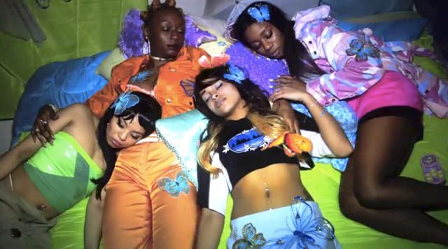 Princess Nokia's Pajama Party