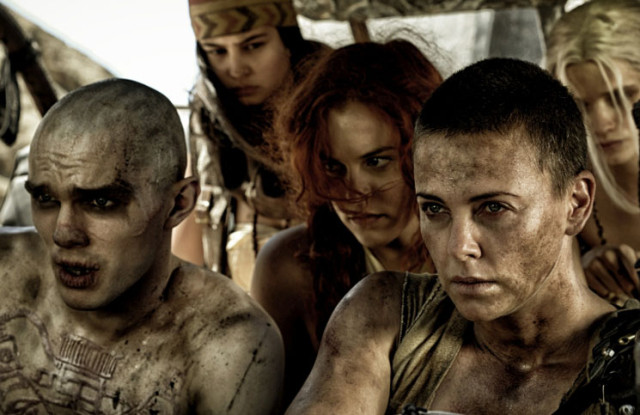 Furiosa, The Five Wives & Nux