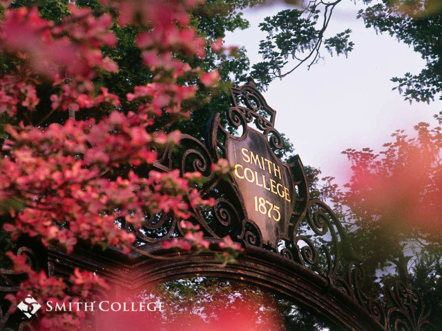 smith college gates