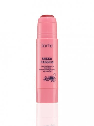 Tarte Blush (http://www.amazon.com/Tarte-Cosmetics-passion-maracuja-hydrating/dp/B00CQRVGQC/ref=sr_1_1?ie=UTF8&qid=1432682038&sr=8-1&keywords=sheer+passion+maracuja+hydrating+cheek+tint)