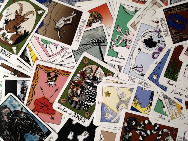 The Collective Tarot.