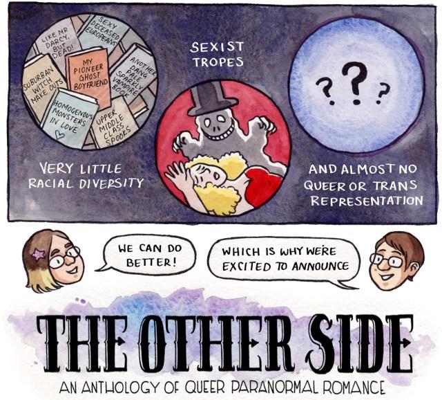 Comic by Gillman and Handwerker.