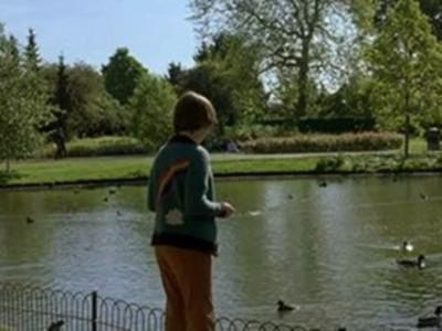 """I think I killed a duck!"""