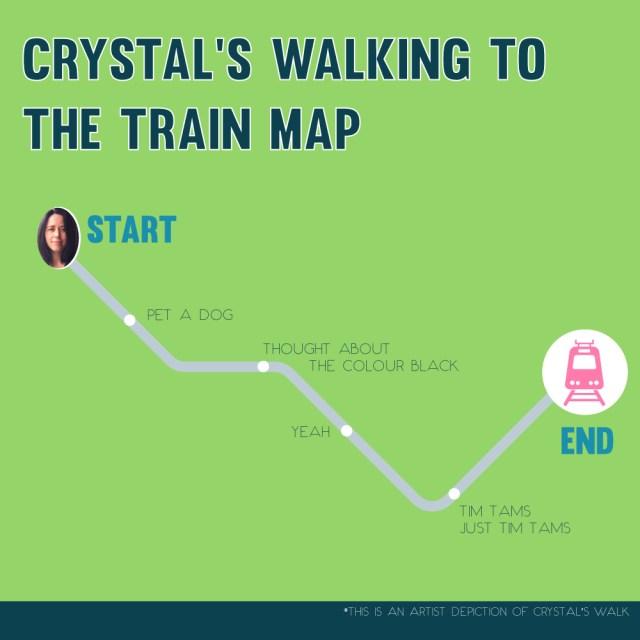 Crystal's-Walking-Map