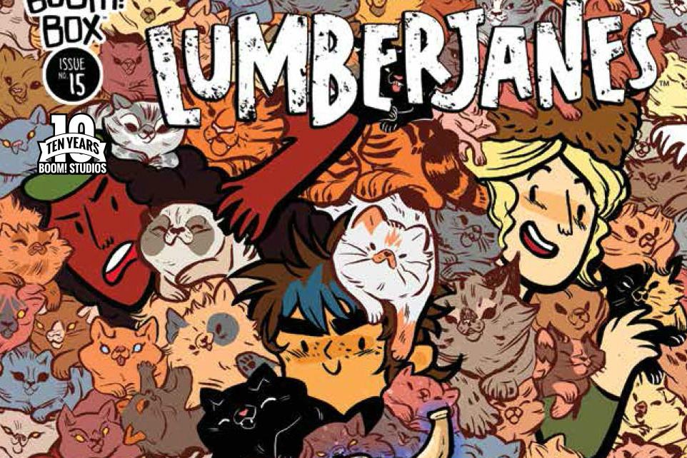 Drawn To Comics Lumberjanes 15 Has Mal And Molly -7145