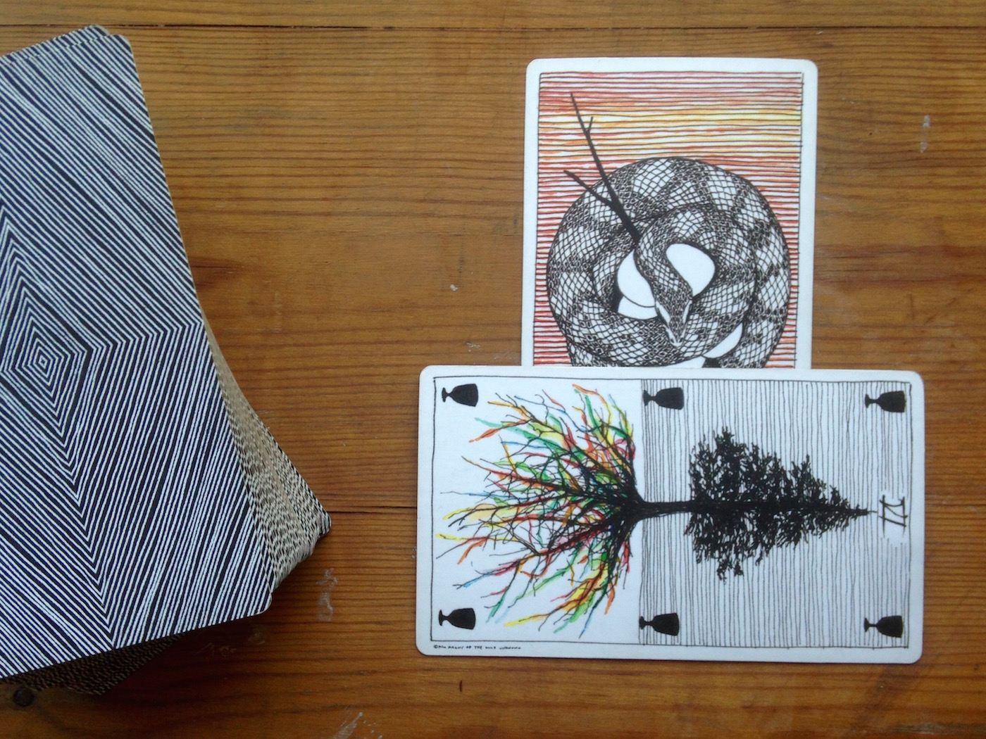 Fool's Journey: The Two-Card Cross is the Most Useful Tarot Spread of All