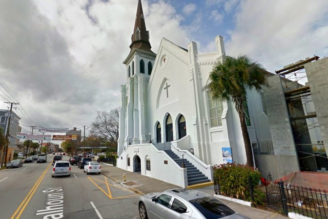 charleston-church