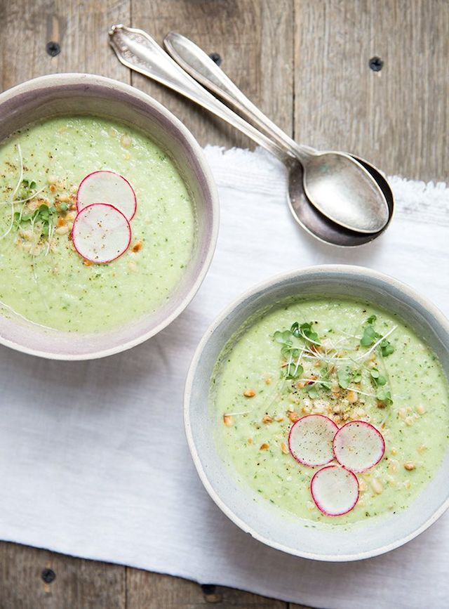 25 Summer Soup Recipes For Keeping Your Cool | Autostraddle