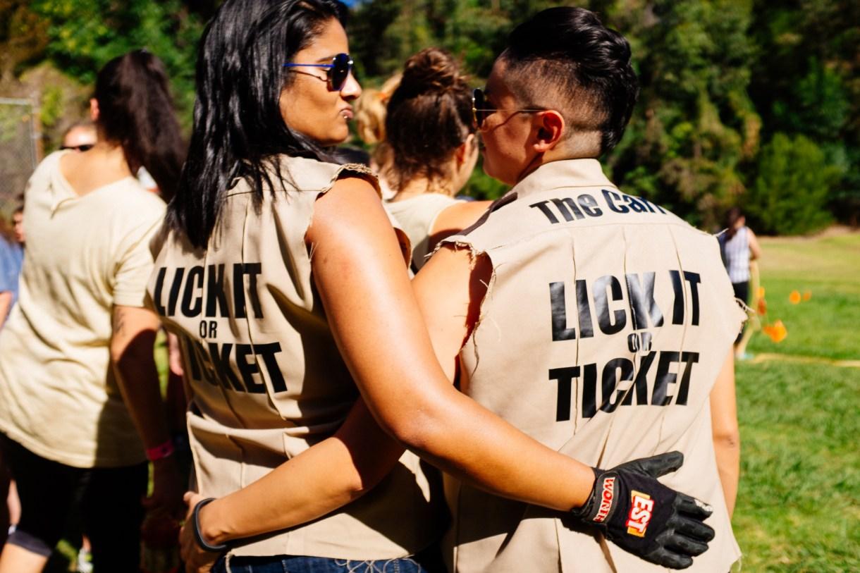 Members of Lick It or Ticket