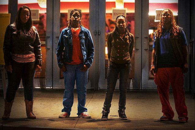 Venice Brown, Terrain Dandrige, Patreese Johnson and Renata Hill via POV
