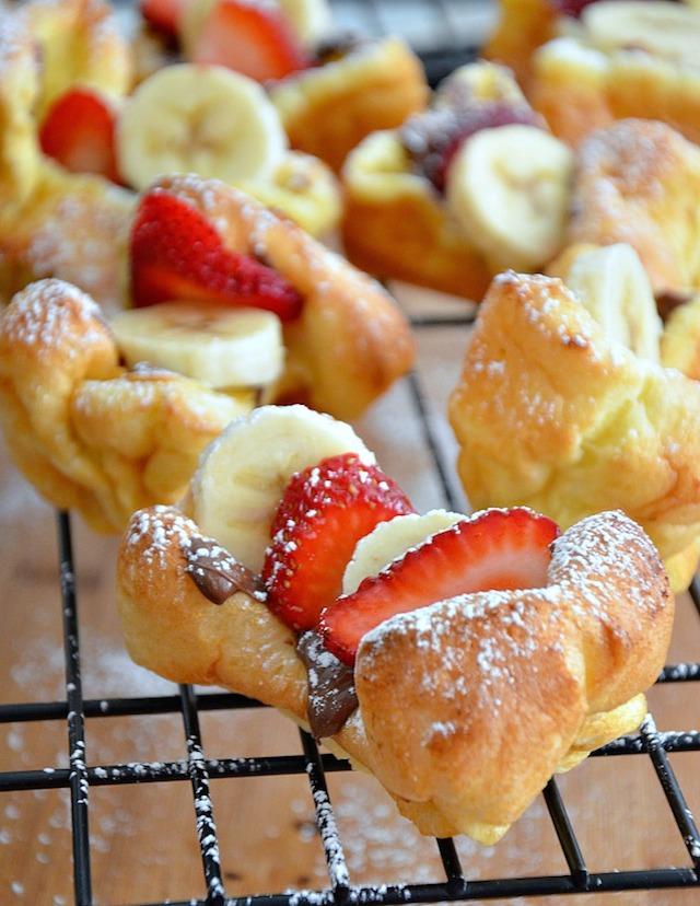 German Pancake Bites