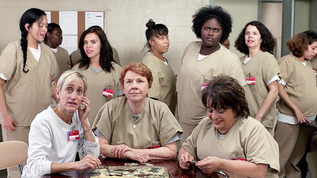 "Watching ""Orange is the New Black"""