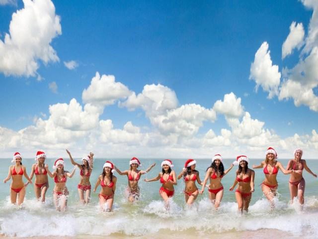 christmas-beach_219264