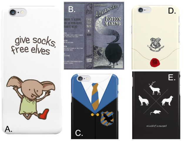 potter-iphone-cases