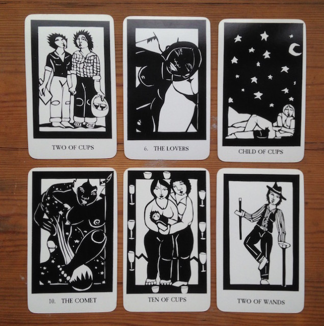 Fool's Journey: Eight Queer Tarot Decks to Ogle, Support or