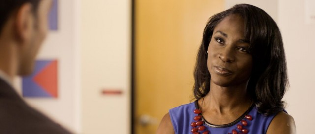 Angelica Ross as Paige in Her Story