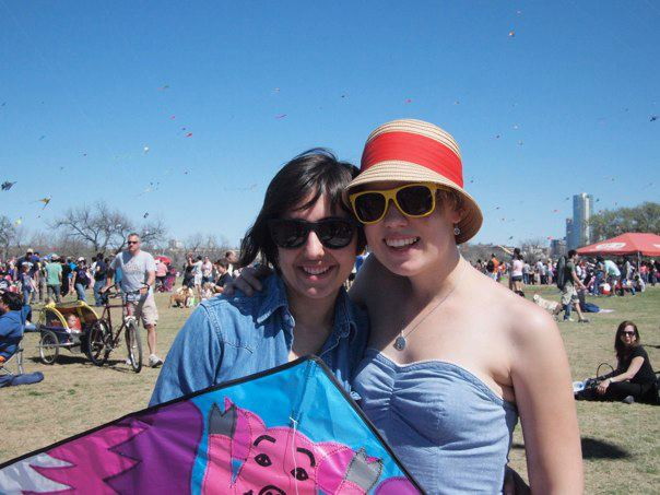 We had the cutest kite at the kite festival in 2013.