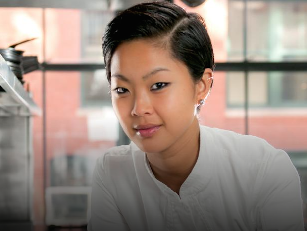 Kristen Kish via the Travel Channel (Photo Credit: Mercure Photography)