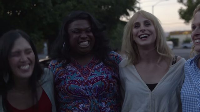 "From the This is Me short ""And My Sisters."""