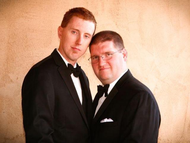 James (left) and John Stone-Hoskins