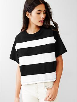 Gap Crop Top http://www.gap.com/browse/product.do?vid=1&pid=421249032
