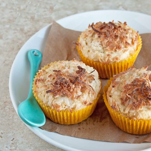 18. Double Coconut Crunch Muffins