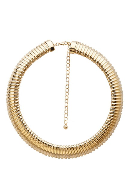 %f21 ridged choker http://www.forever21.com/shop/ca/en/women-accessories-jewelry-necklace-chain/p/classic-ridged-collar-1055879715--1001
