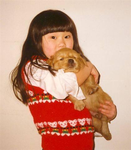 kaelyn puppy