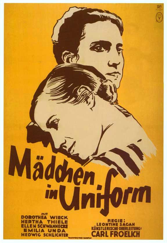 maedcheninuniform_poster